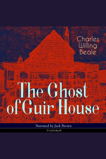 The Ghost of Guir House - cover