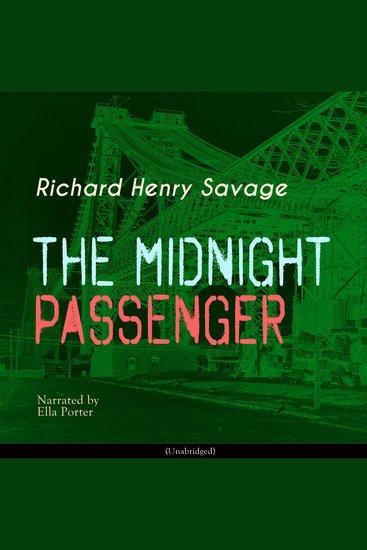 The Midnight Passenger - Unabridged - cover