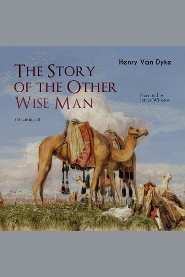 The Story of the Other Wise Man - Unabridged - cover