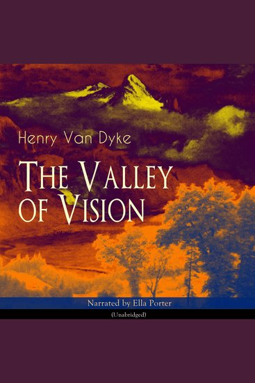 The Valley of Vision - Unabridged - cover