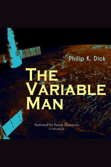 The Variable Man - Unabridged - cover