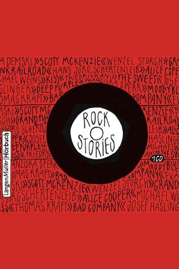 Rock Stories - Acht Erzählungen aus dem gleichnamigen Band - cover