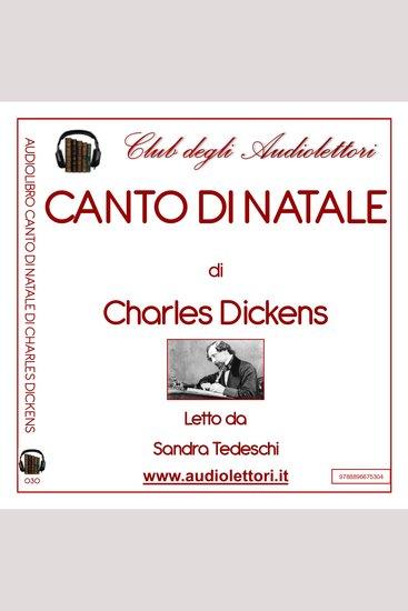 Canto di Natale - A Christmas Carol - cover