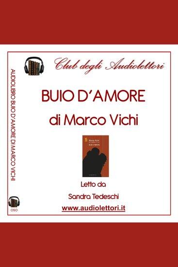 Buio D'Amore - Dark of Love - cover