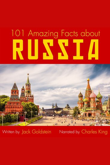 101 Amazing Facts about Russia - cover