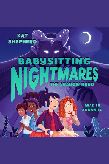 Babysitting Nightmares: The Shadow Hand - cover
