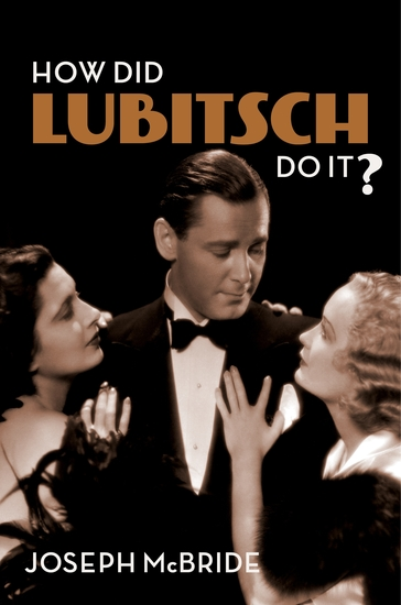 How Did Lubitsch Do It? - cover