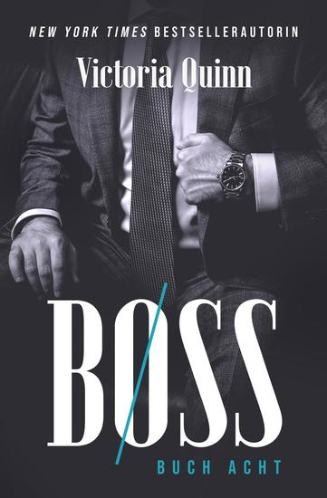 Boss Buch Acht - Boss #8 - cover