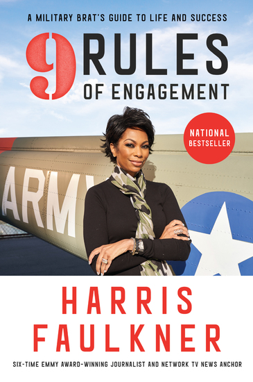 9 Rules of Engagement - A Military Brat's Guide to Life and Success - cover
