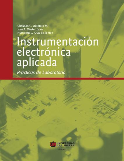 Instrumentación electrónica aplicada - Prácticas de laboratorio - cover