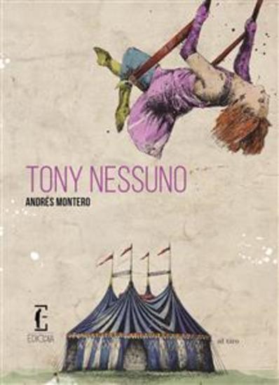 Tony Nessuno - cover