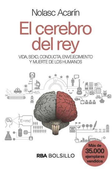 El cerebro del rey - cover