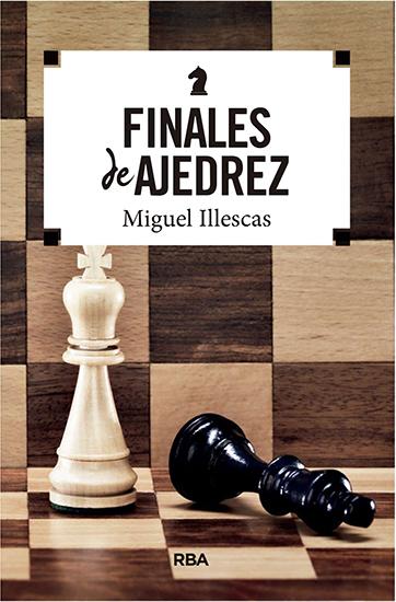 Finales de ajedrez - cover