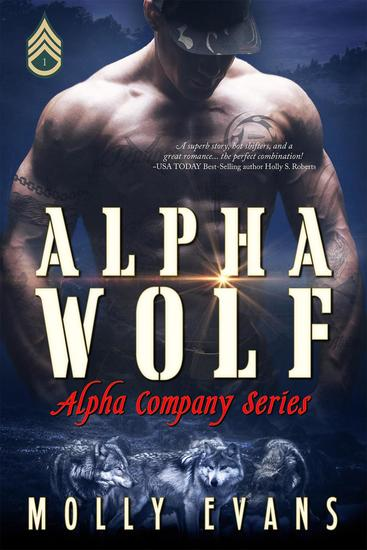 Alpha Wolf - Alpha Company Series #1 - cover
