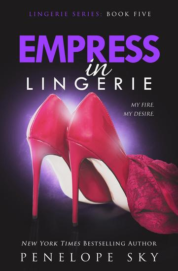 Empress in Lingerie - Lingerie #5 - cover