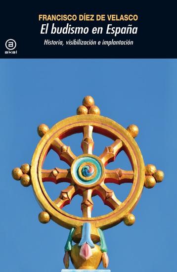 El budismo en España - Historia visibilización e implantación - cover
