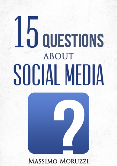 15 Questions About Social Media - cover