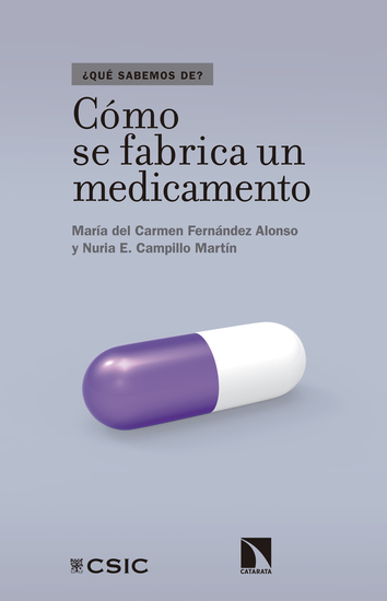 Cómo se fabrica un medicamento - cover