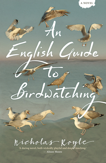 An English Guide to Birdwatching - cover