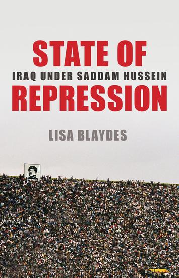 State of Repression - Iraq under Saddam Hussein - cover