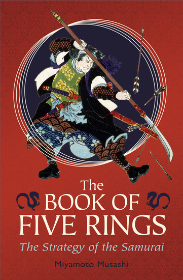The Book of Five Rings - The Strategy of the Samurai - cover