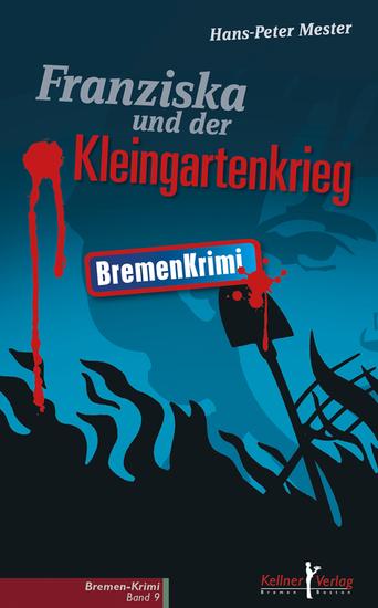 Franziska und der Kleingartenkrieg - cover