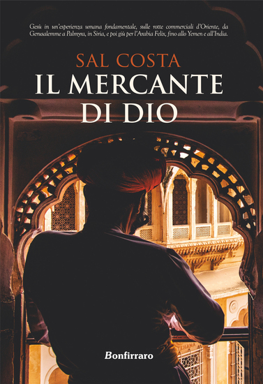Il mercante di Dio - cover