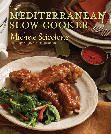 The Mediterranean Slow Cooker - cover