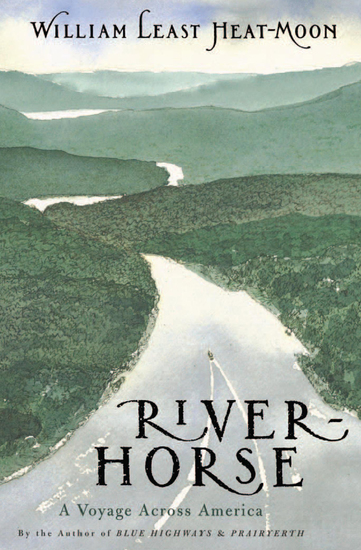 River-Horse - A Voyage Across America - cover