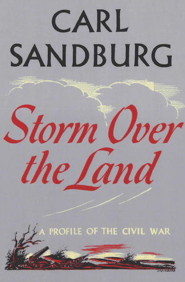 Storm Over the Land - A Profile of the Civil War - cover