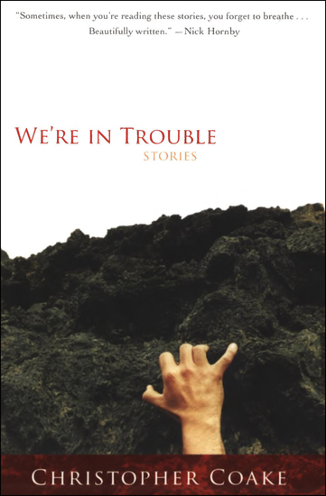 We're in Trouble - Stories - cover