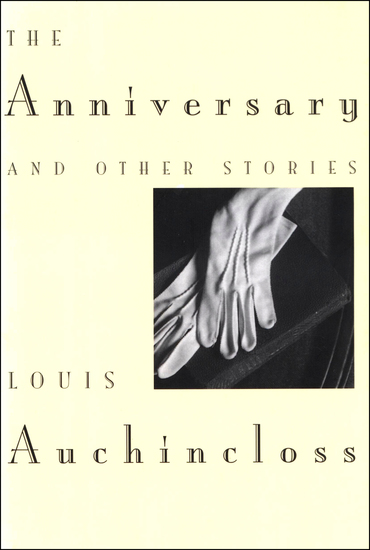 The Anniversary - And Other Stories - cover
