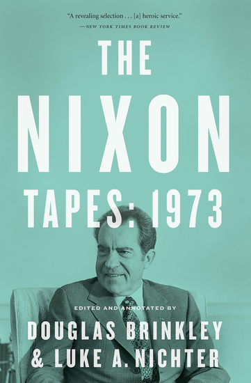The Nixon Tapes - cover