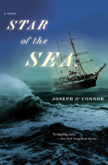 Star of the Sea - A Novel - cover