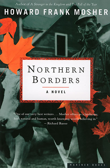 Northern Borders - A Novel - cover