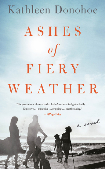 Ashes of Fiery Weather - A Novel - cover
