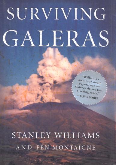 Surviving Galeras - cover