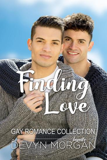 Finding Love Gay Romance Collection - cover