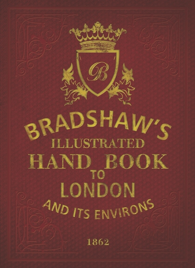 Bradshaw's Handbook to London - cover