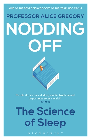 Nodding Off - The Science of Sleep from Cradle to Grave - cover