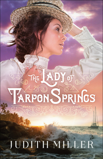 The Lady of Tarpon Springs - cover