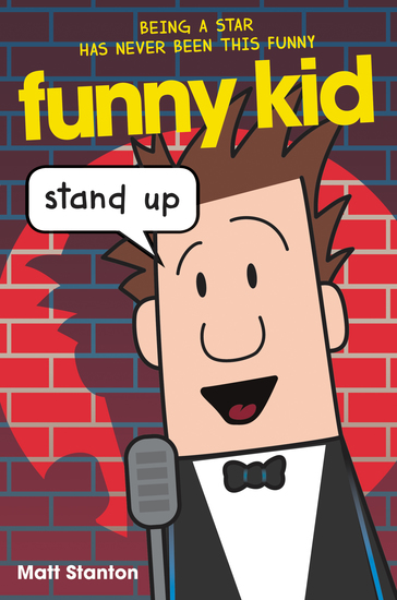 Funny Kid #2: Stand Up - cover