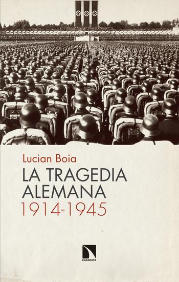 La tragedia alemana 1914-1945 - cover