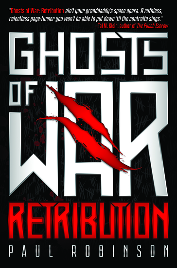 Ghosts of War - Retribution - cover