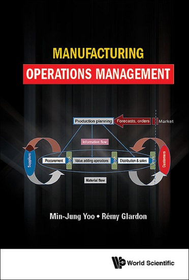 Manufacturing Operations Management - cover