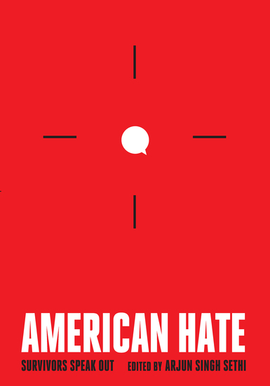 American Hate - Survivors Speak Out - cover