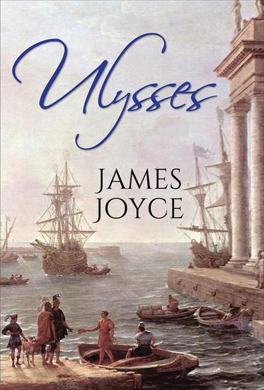 Ulysses by James Joyce - cover