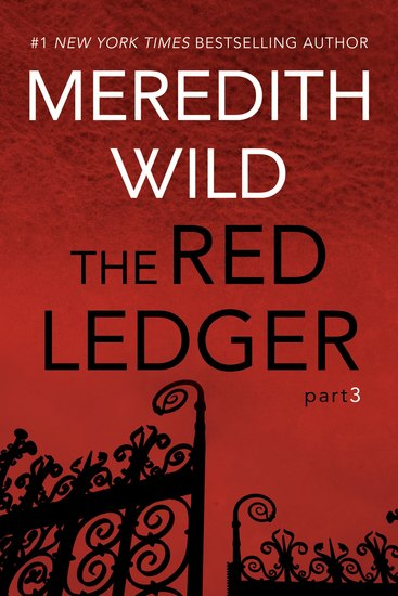 The Red Ledger: 3 - cover