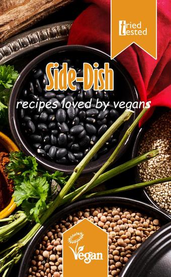 Side-Dish: Recipes Loved by Vegans - Tried & Tested #11 - cover