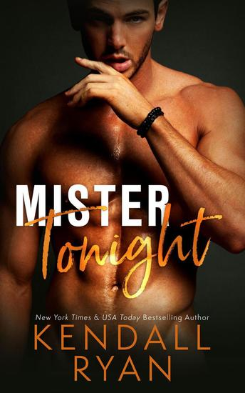 Mister Tonight - cover